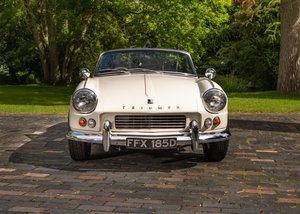 Picture of 1966 Triumph Spitfire 4 Mk. II SOLD by Auction