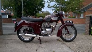 Triumph 5ta matching numbers