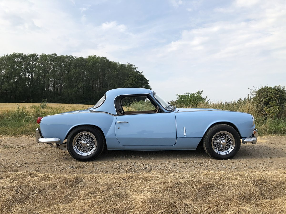 1966 Trimph Spitfire MKII fully restored For Sale (picture 3 of 10)