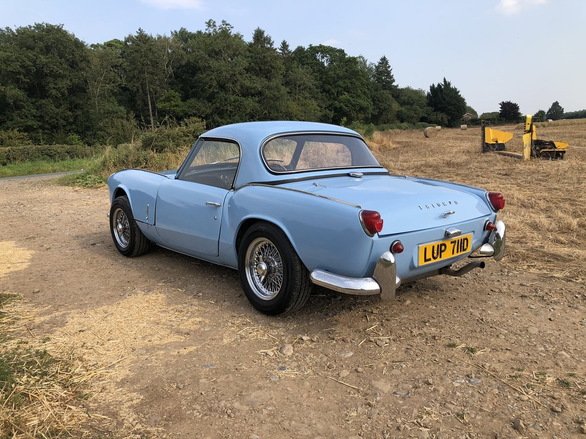 1966 Trimph Spitfire MKII fully restored For Sale (picture 6 of 10)