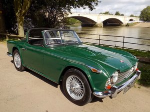 Picture of 1966 TRIUMPH TR4A IRS - RESTORED SOLD