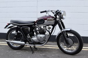1958 Triumph 5TA Speed Twin 500cc