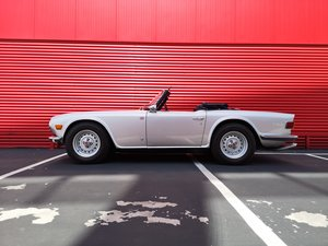 ABSOLUTE MINT TRIUMPH TR6