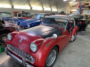 Picture of 1962 triumph tr3 for sale  For Sale