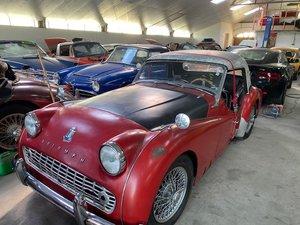 1962 triumph tr3 for sale