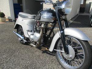 Triumph tiger  t100a
