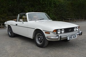 1977 Triumph Stag MkII Manual