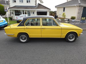 Fully Restored Early Triumph Dolomite Sprint