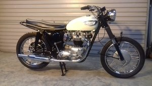 Triumph Bonneville T120R