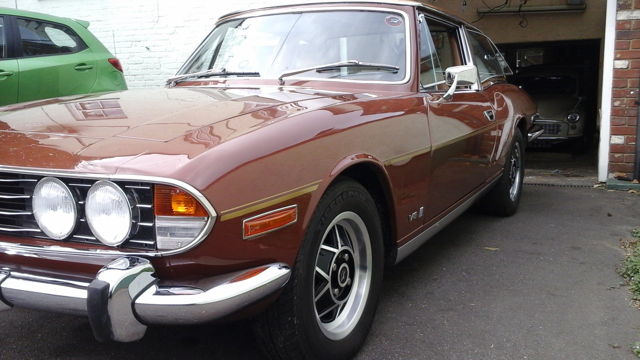 1977 Stag with Tate & Lewis 4 speed auto  PHONE ONLY For Sale (picture 4 of 6)