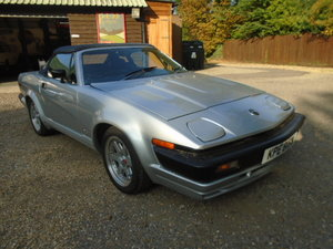1980 Triumph TR7 V8 Convertible - Much history, Lovely car