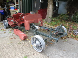 1935 Rolling chassis for vintage special project