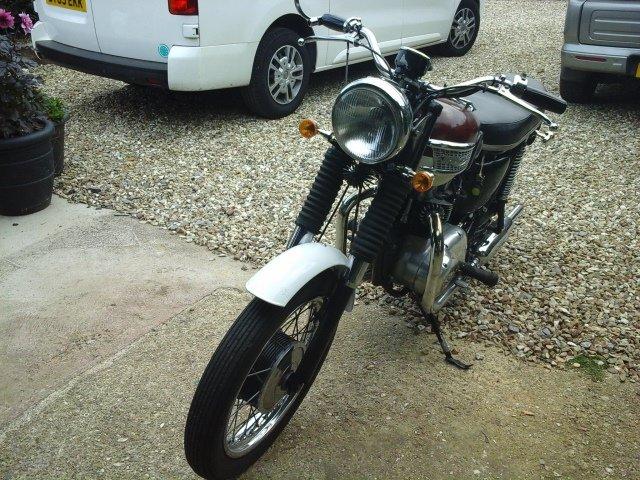 1961 Triumph 3ta SOLD (picture 5 of 5)
