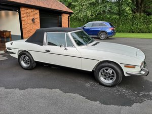 Picture of 1975 Triumph stag For Sale