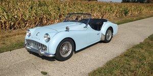 Triumph TR3A '60  lhd