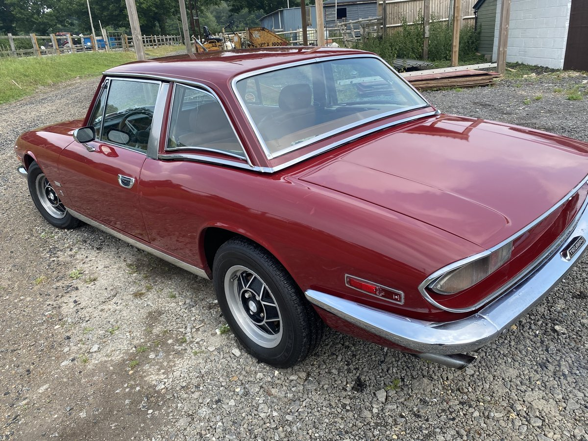 1973 Triumph Stag - LHD SOLD (picture 3 of 6)