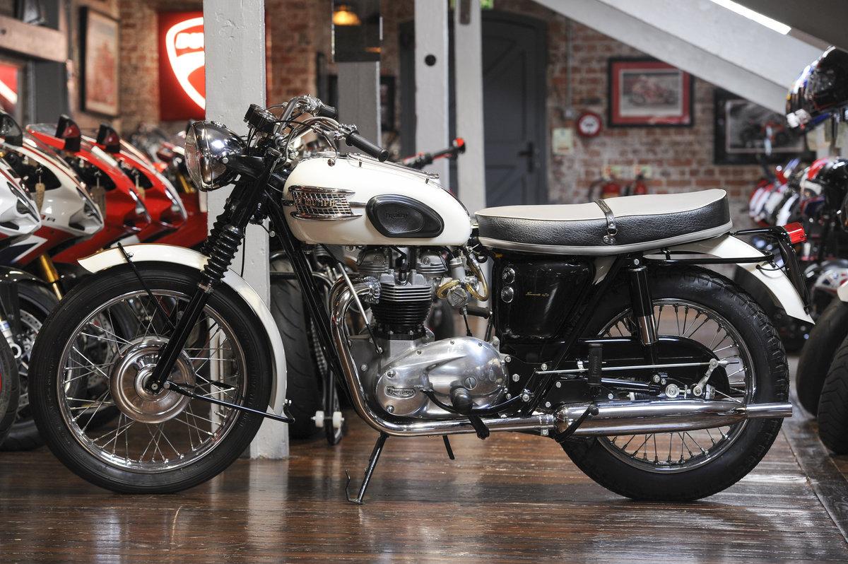 1962 Triumph Bonneville T120R Stunning Pre-Unit Example For Sale (picture 2 of 6)