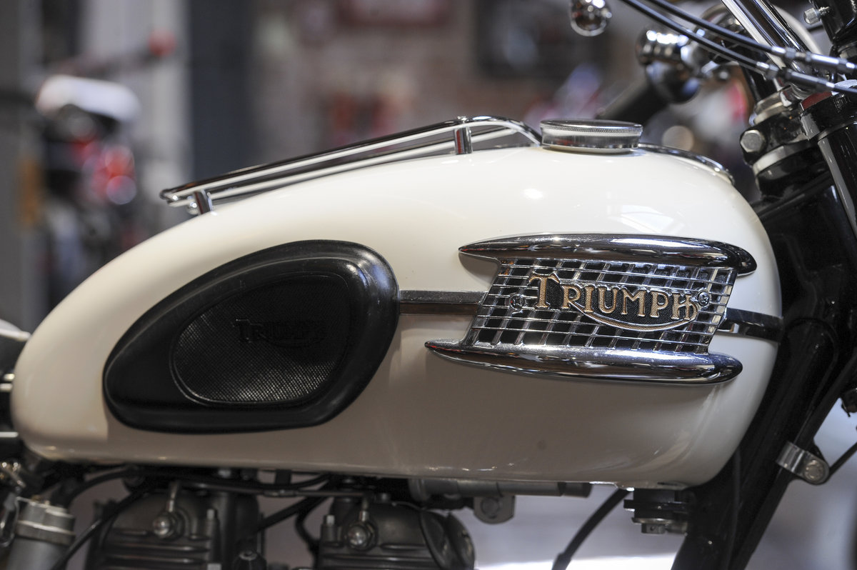 1962 Triumph Bonneville T120R Stunning Pre-Unit Example For Sale (picture 4 of 6)