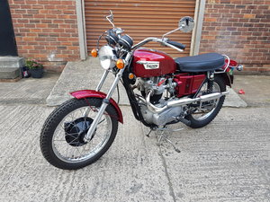 Picture of 1971 Triumph T120R Bonneville