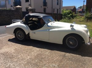 1959 TR3 For Sale