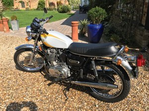 Triumph t160 electric start trident