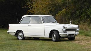 Low Mileage Very Original Triumph Herald 13/60