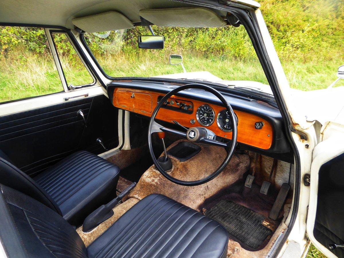 1969 Low Mileage Very Original Triumph Herald 13/60 For Sale (picture 4 of 6)