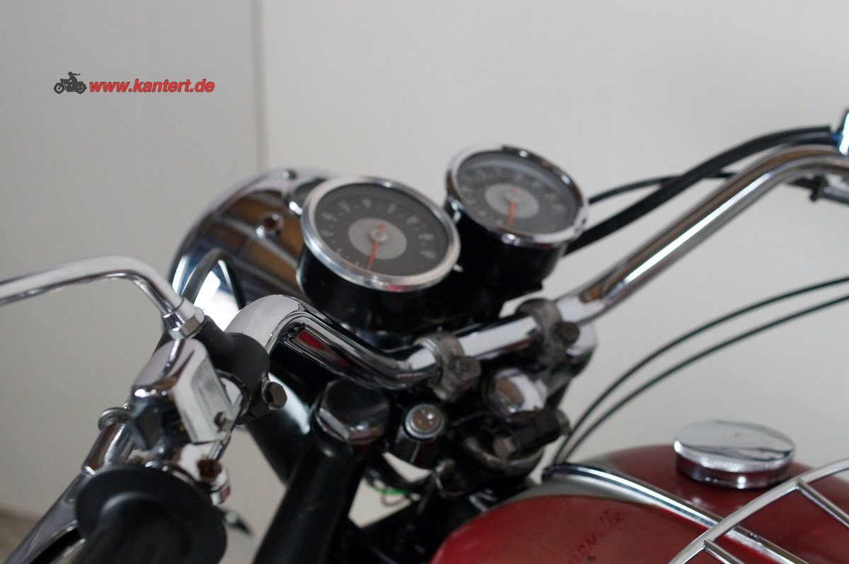 1968 Triumph T 120 R Bonneville, 649 cc,  46 hp For Sale (picture 4 of 6)