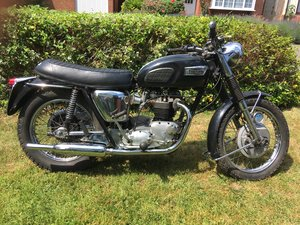 Picture of 1969 Triumph Bonneville T120