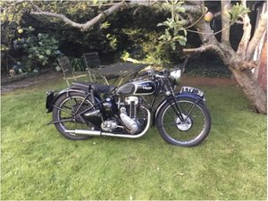 Picture of 1938 Triumph Tiger 70 Deluxe £8250 ono