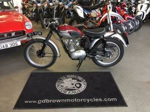 Triumph Tiger cub 200 1961 Superb example For Sale