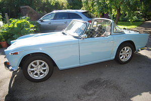 1967 TRIUMPH TR4A For Sale