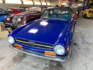 Picture of 1972 triumph tr6   For Sale