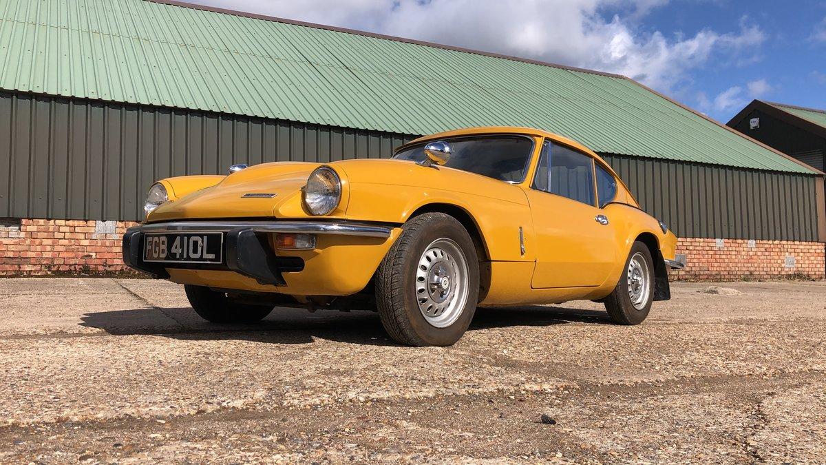 1973 Triumph GT6  For Sale (picture 1 of 12)