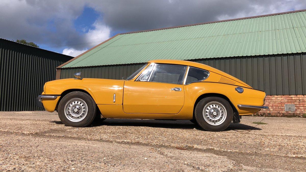 1973 Triumph GT6  For Sale (picture 2 of 12)