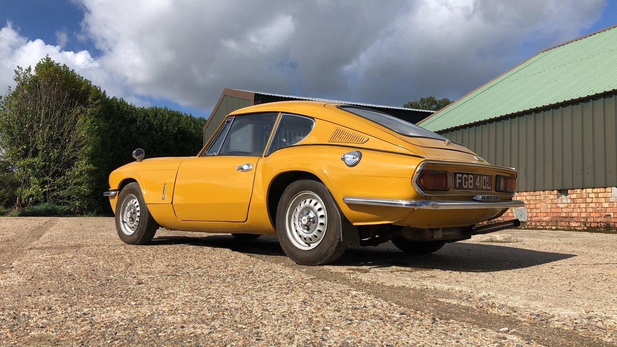 1973 Triumph GT6  For Sale (picture 3 of 12)