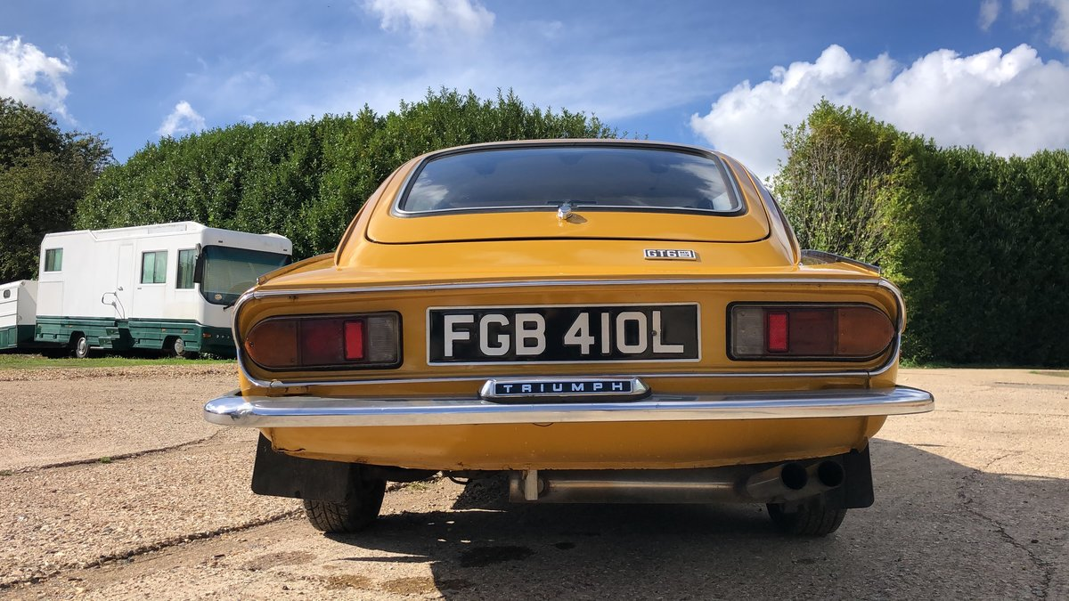 1973 Triumph GT6  For Sale (picture 4 of 12)