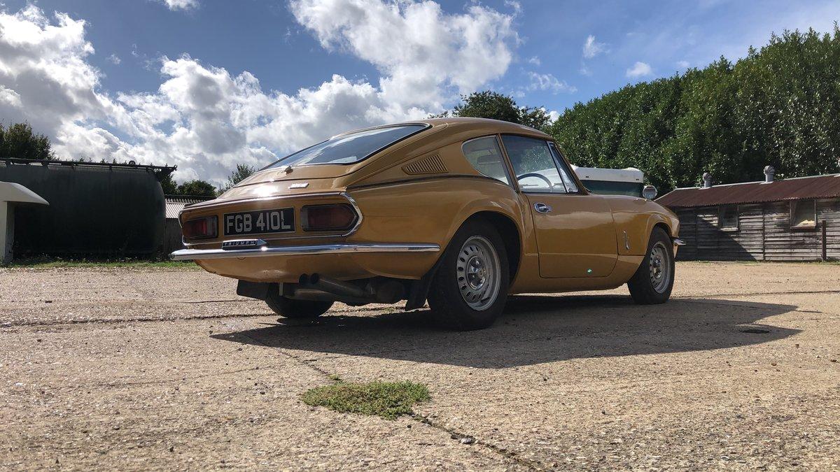 1973 Triumph GT6  For Sale (picture 6 of 12)