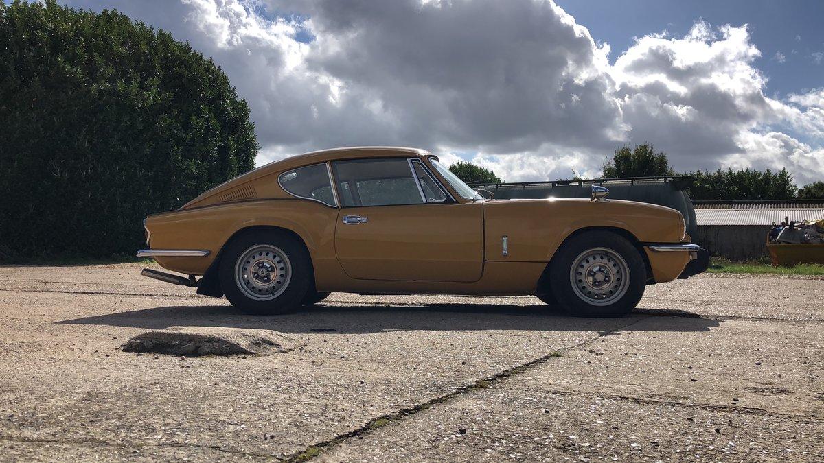 1973 Triumph GT6  For Sale (picture 7 of 12)