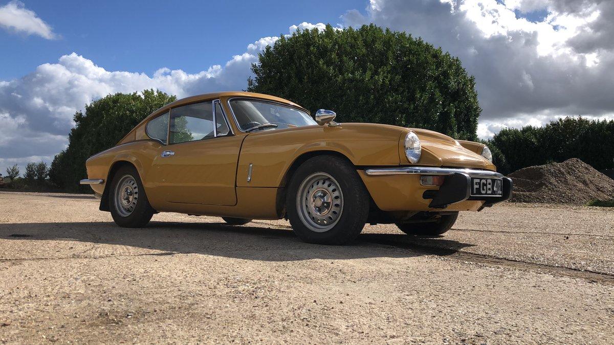1973 Triumph GT6  For Sale (picture 10 of 12)