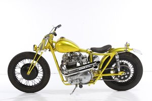 Picture of 1977 triumph custom