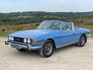 Picture of 1975 Triumph Stag Automatic