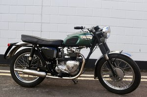 1965 Triumph T100SS 500cc UK Model  Matching Numbers
