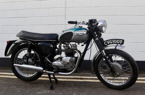 1968 Triumph T100 500cc - Excellent Condition - Matching Num