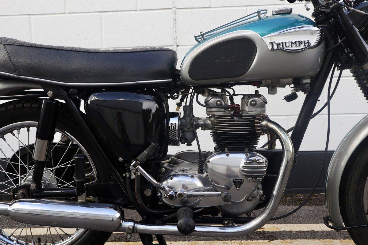 1968 Triumph T100 500cc - Excellent Condition - Matching Num SOLD (picture 3 of 6)