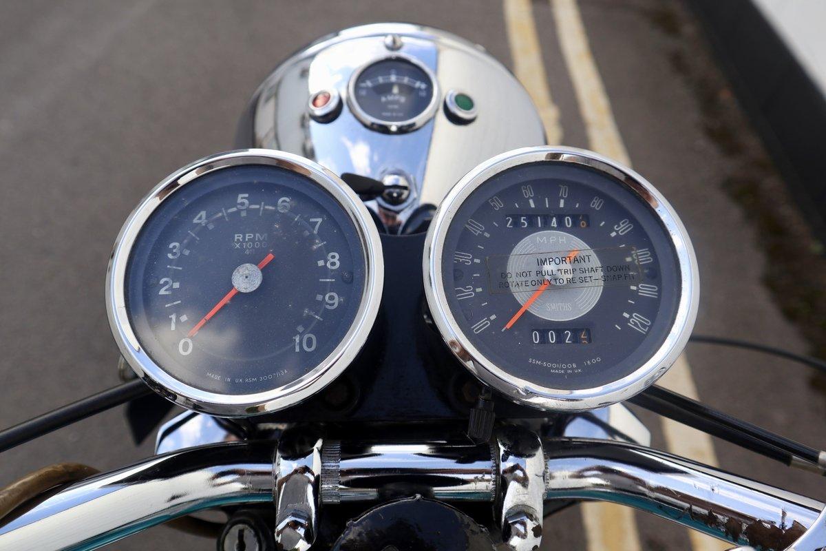 1968 Triumph T100 500cc - Excellent Condition - Matching Num SOLD (picture 6 of 6)
