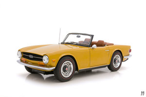 Picture of 1971 Triumph TR6 Roadster For Sale