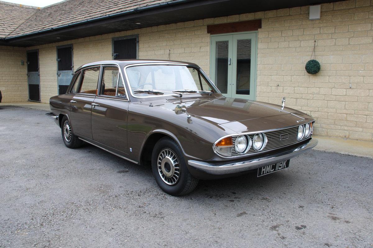 1971 TRIUMPH 2000 MK2 AUTO For Sale (picture 1 of 20)