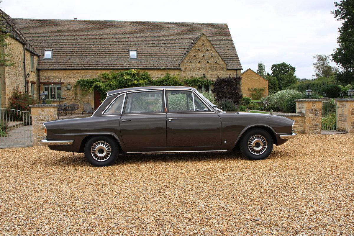 1971 TRIUMPH 2000 MK2 AUTO For Sale (picture 3 of 20)