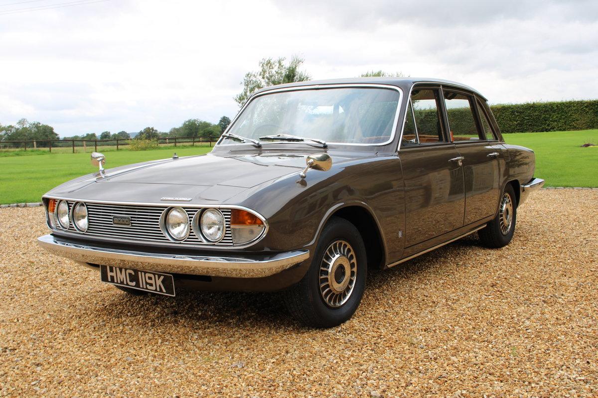 1971 TRIUMPH 2000 MK2 AUTO For Sale (picture 6 of 20)